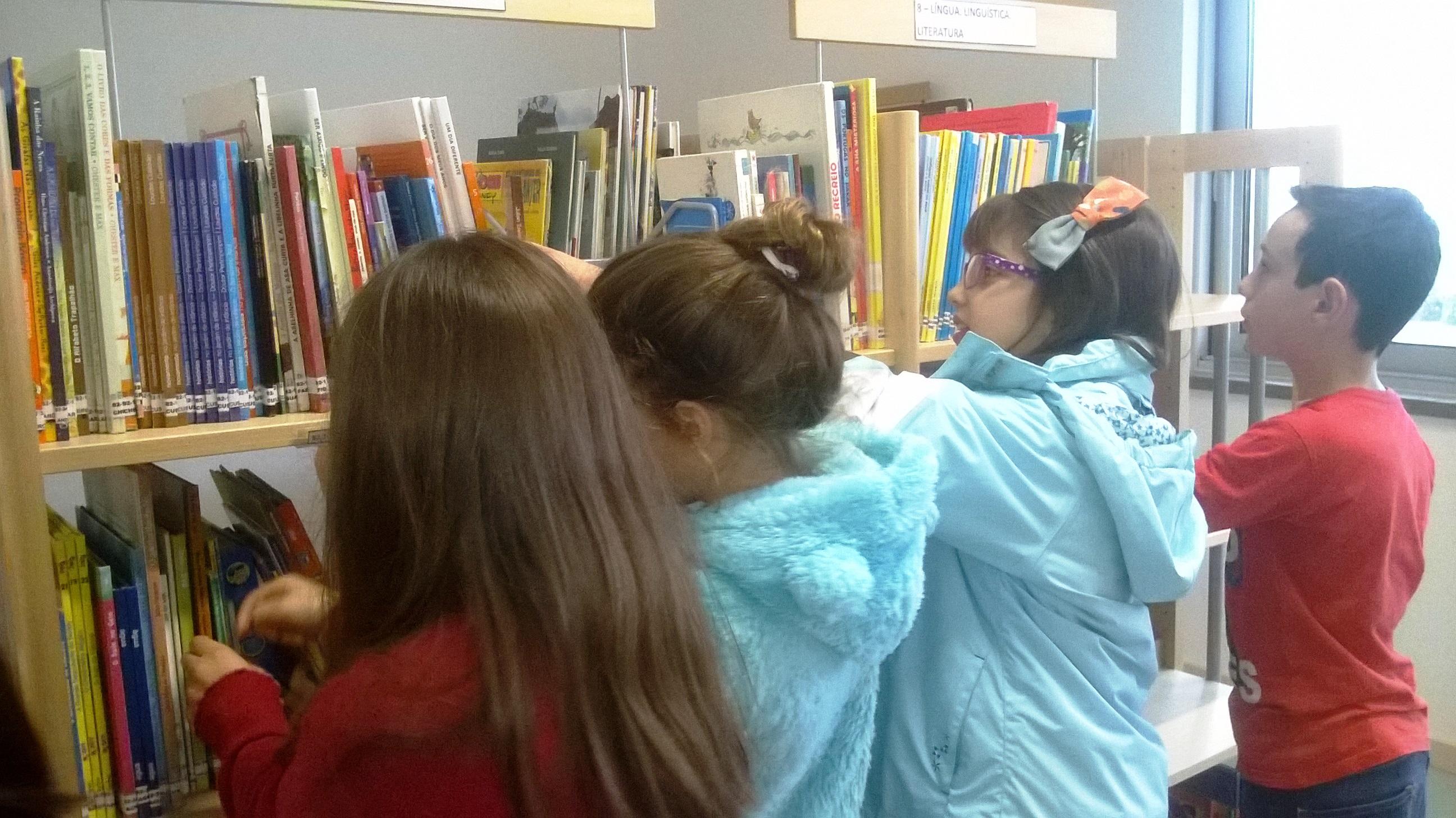 inauguração biblioteca CE