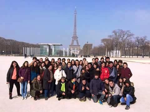 Paris1 grupo
